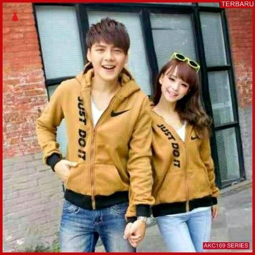 AKC169J51 Jaket Couple Pasangan Anak 169J51 Pasangan Just BMGShop