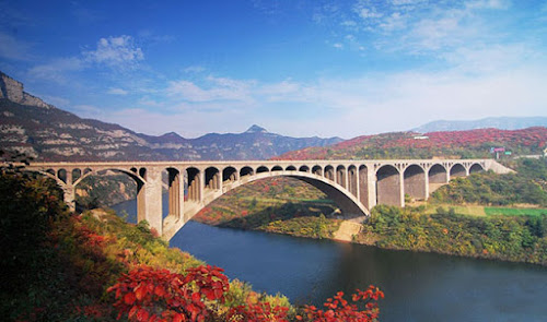 Maior ponte de alvenaria de mundo