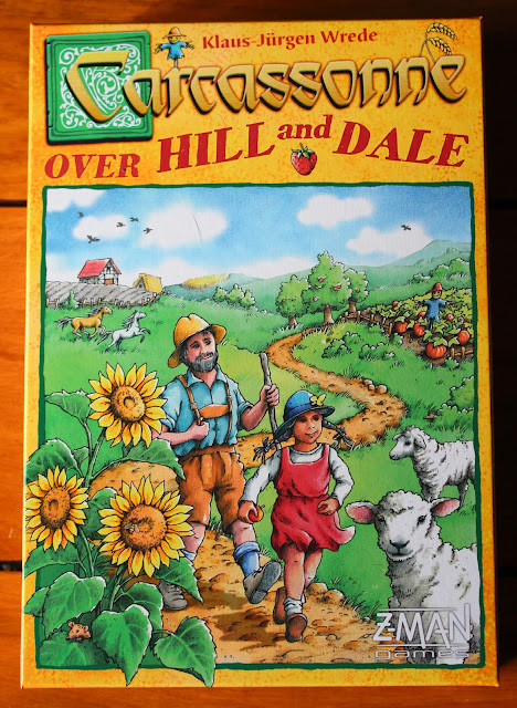 Carcassonne: Over Hill and Dale review
