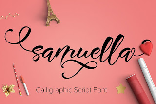 free samuella font