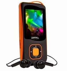 Zebronics Mupic Beats MP4 Player worth rs.1699 for Rs.799 @ Flipkart (Limited Period Offer)