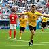 Bélgica vence Inglaterra e fica com o terceiro lugar da Copa do Mundo