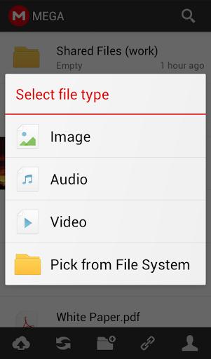 Quick App Review: MEGA v1 1 1 ~ Android Coliseum