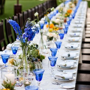 Bring Beautiful Colors to Your Summer Wedding