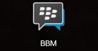 cara download bbm trasnparan di android