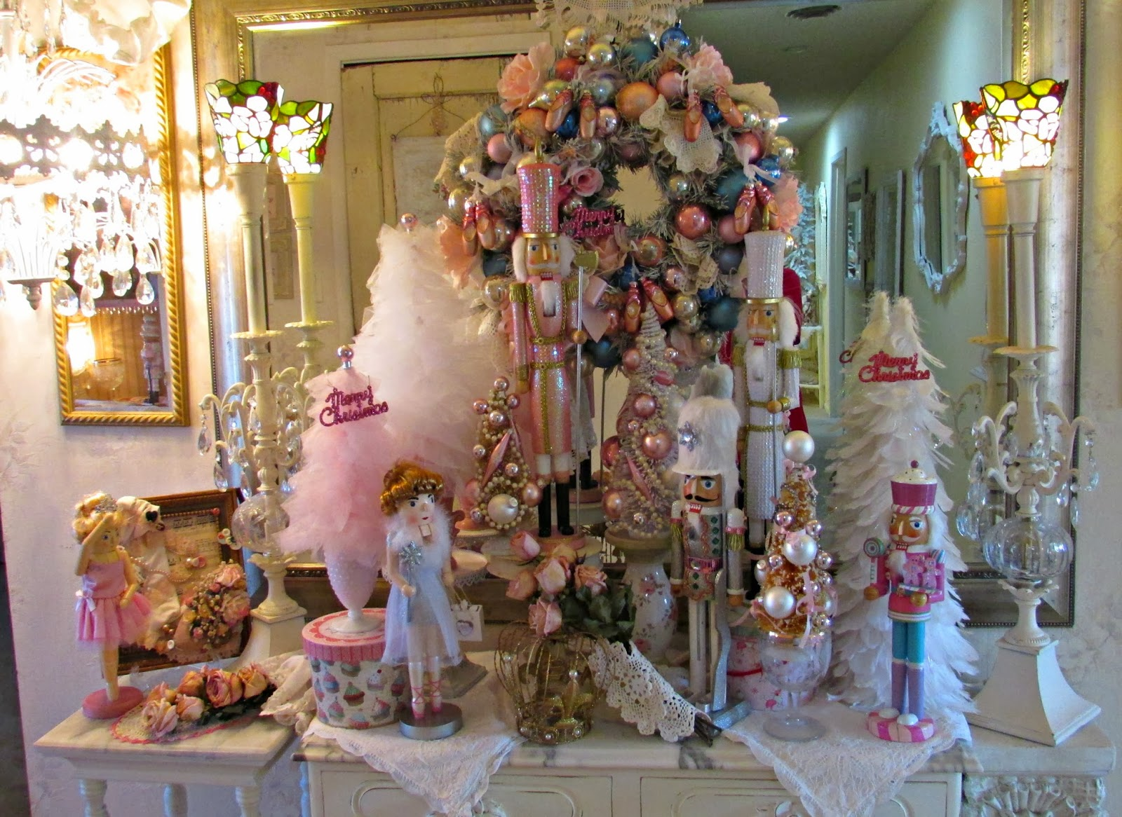 Penny's Vintage Home: Candy Land Christmas Tree