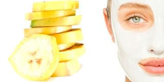 cara membuat masker pisang untuk kulit kering