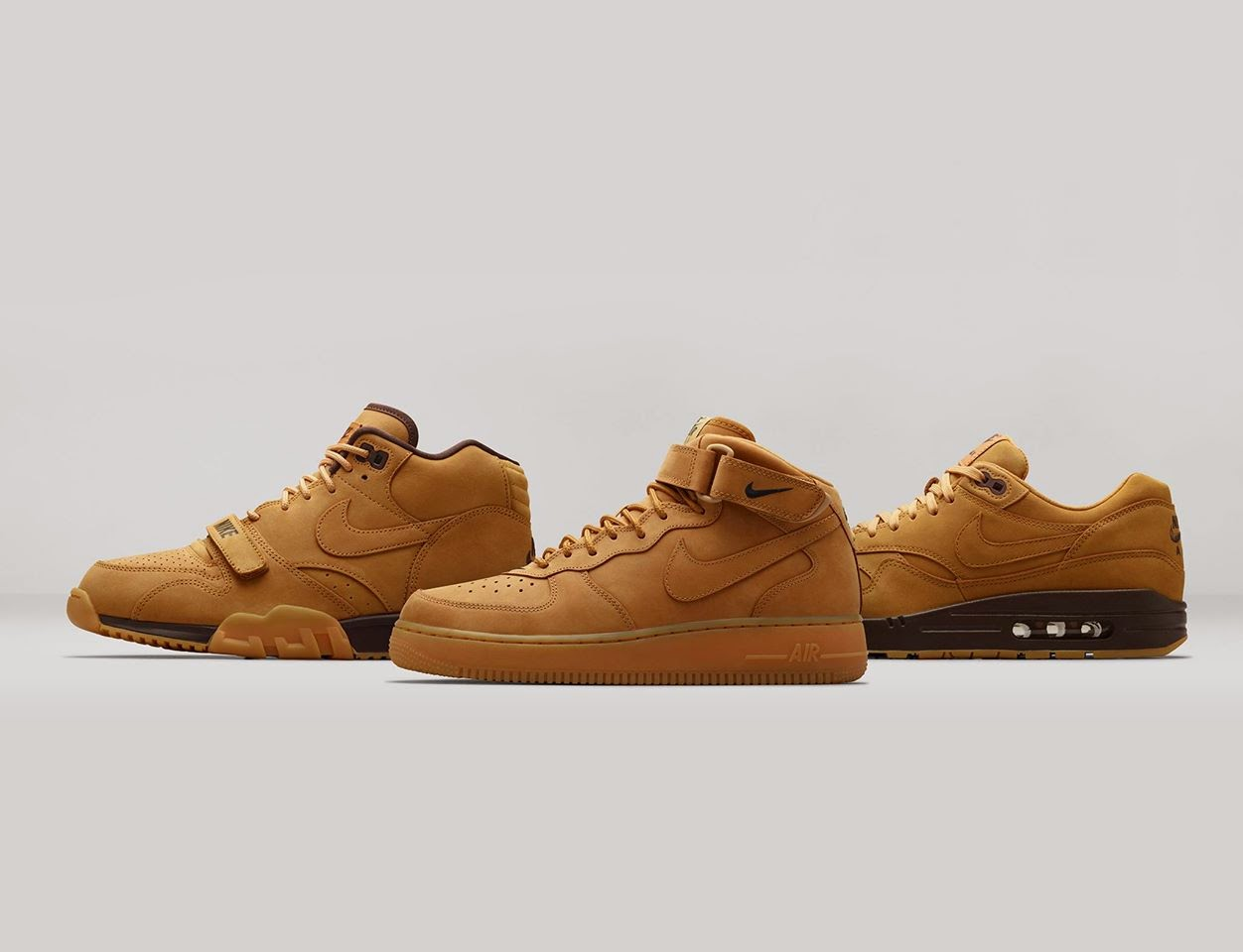 a84065b8fd8d1 Swag Craze  First Look  Nike Sportswear Flax Collection