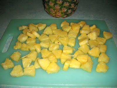 Margaret's Morsels | Fresh Pineapple