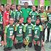 Atlet-atlet Tunas Panatayudha Kembali Persembahkan Piala untuk SMPN 1 Karawang Barat