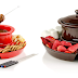 $24.99 (Reg. $51.08) Ovente Electric Cheese/Chocolate Fondue Melting Pots and Warmer Set with 4 Dipping Forks!