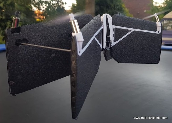 The Brick Castle: Parrot Swing Minidrone And Flypad ...