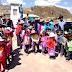 NIÑOS DEL ANDE LIBERTEÑO SERÁN BENEFICIADOS CON BIBLIOTECAS ESCOLARES