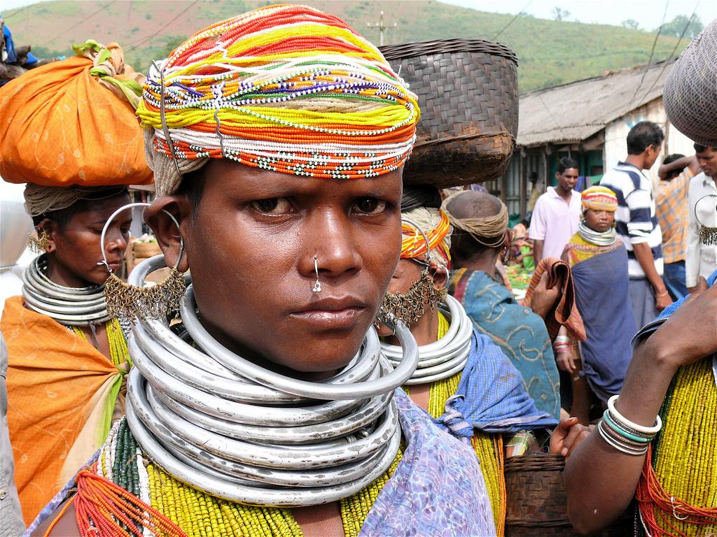 tribe in orissa