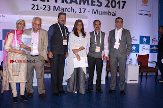 Ekta Kapoor Anurag Kashyap & Ramesh SippyAt at FICCI FRAMES 2017  0164.JPG