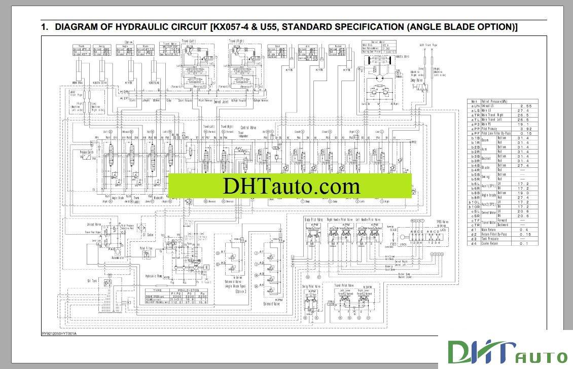 Kubota F2560 Wiring Diagram Services B6100 Wire Center U2022 Rh Standfit Co L4400 V 2203 Exhaust
