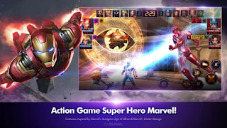 Marvel Strike Force Mod Apk  Free Skills