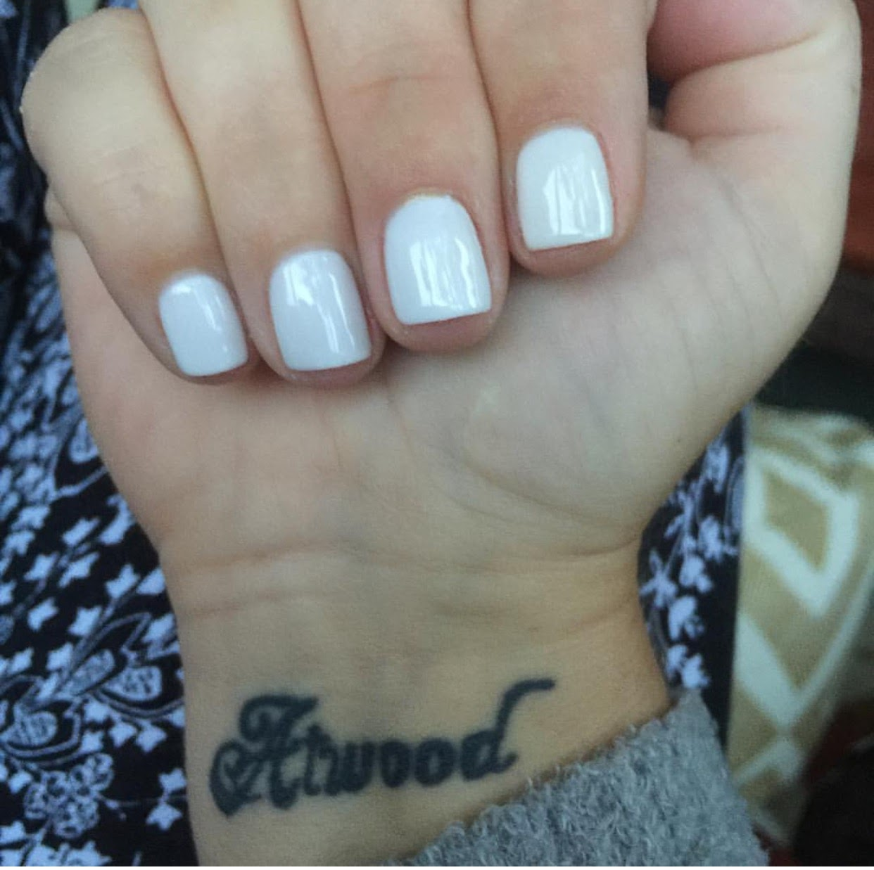 Kimm\'s Korner: My Go-To Nail Colors