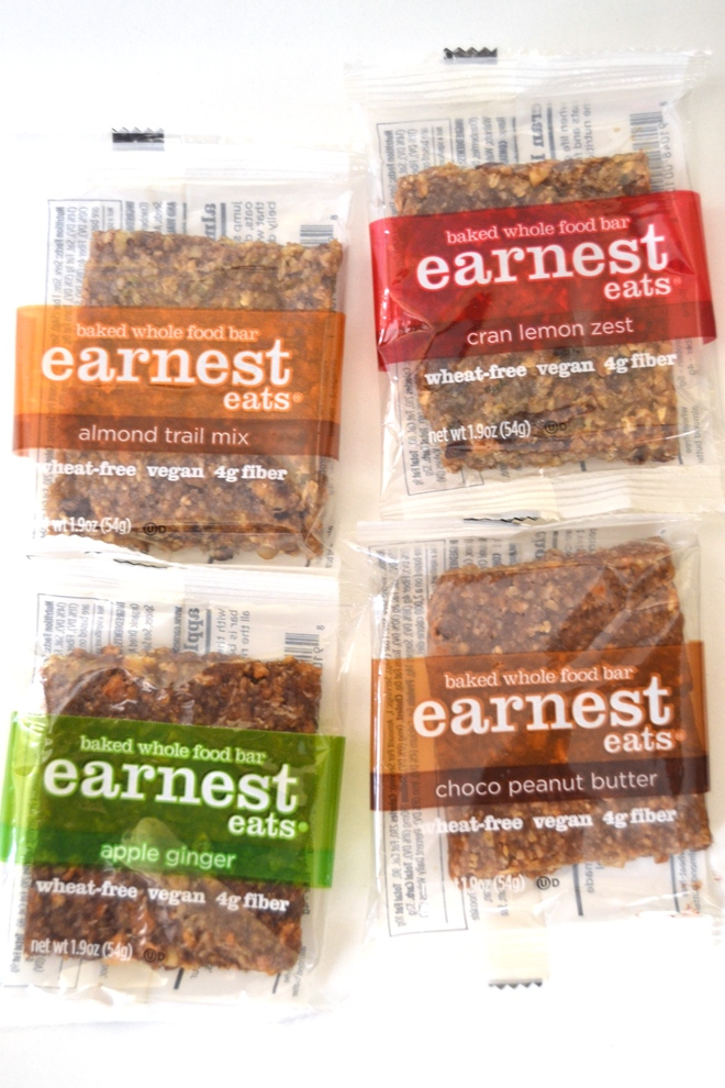 Earnest Eats Bars