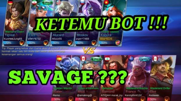 Download Mobile Legends Bot Classic APK Terbaru - 2018