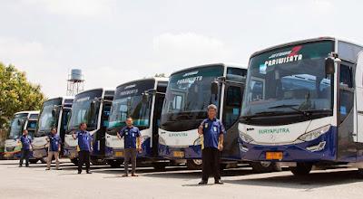 info harga sewa bus di cirebon
