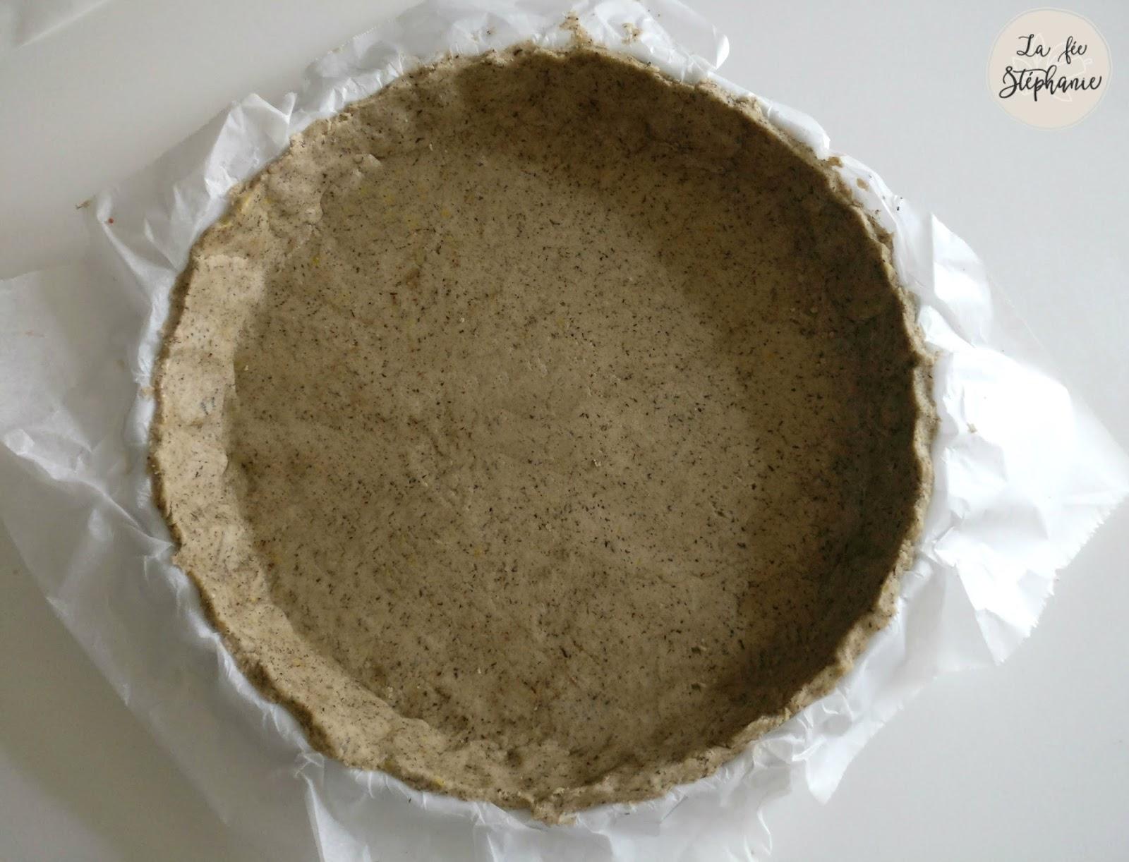 p 226 te 224 tarte sans gluten farines de sarrasin et riz complet la f 233 e st 233 phanie