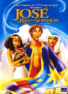 José: O Rei dos Sonhos - DVDRip Dublado