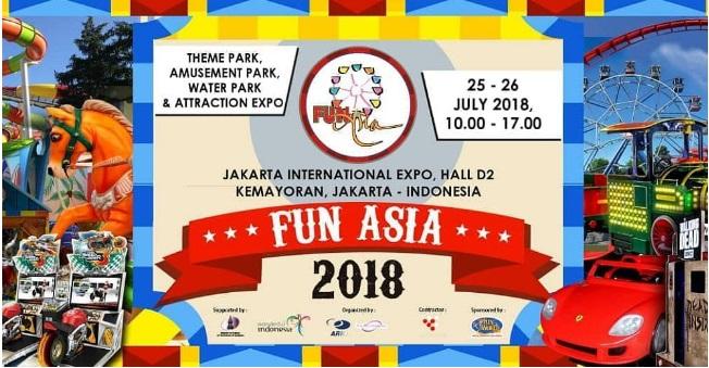 FUN ASIA EXPO 2018 acara bulan juli 2018