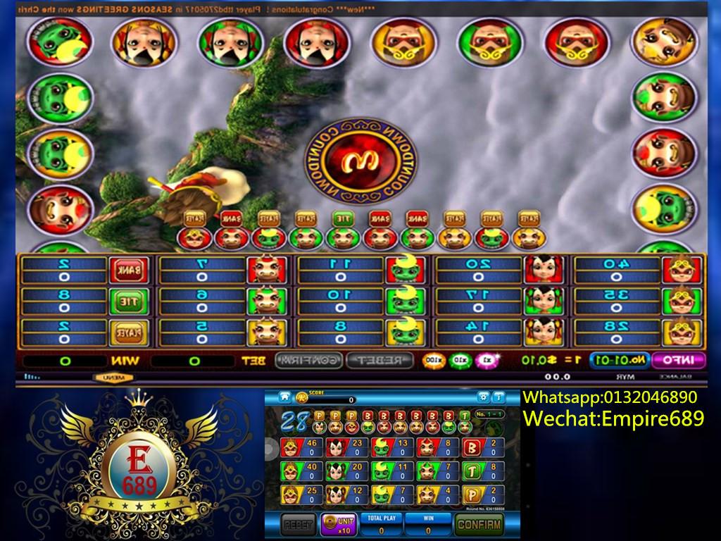 Empire689 Malaysia Online Betting Company Mobile Slot Games Casino