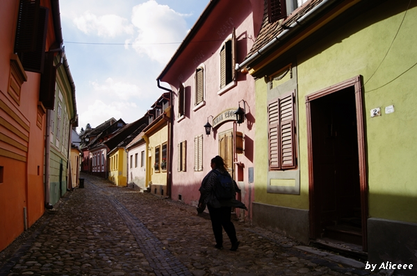 turism-in-Sighisoara-Romania