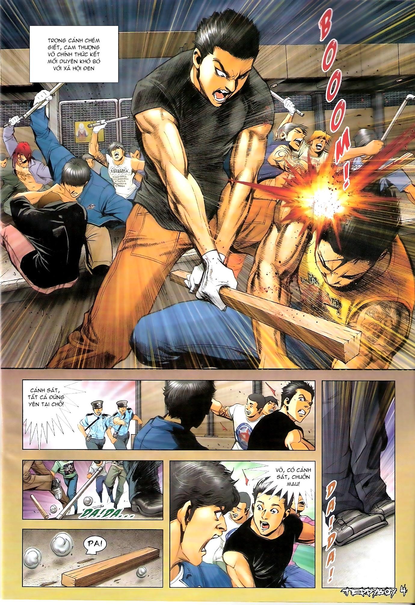 Người Trong Giang Hồ - Chapter 1287: Tung tích của Đại Phi - Pic 3