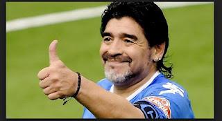 Diego Maradona favorecio a Brasil