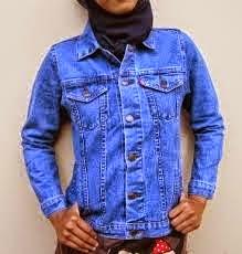 jaket jeans wanita online