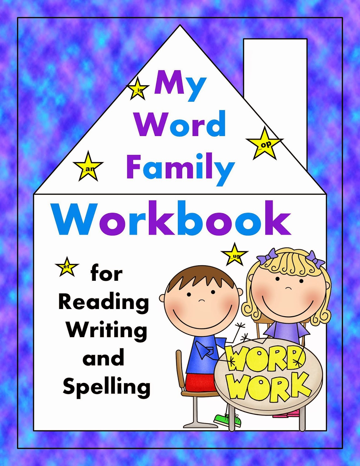 http://www.teacherspayteachers.com/Product/Word-Family-Printables-Entire-Year-1204274