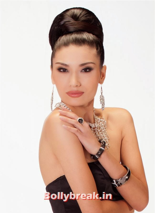 Miss China, Miss Universe 2013 Contestant Pics