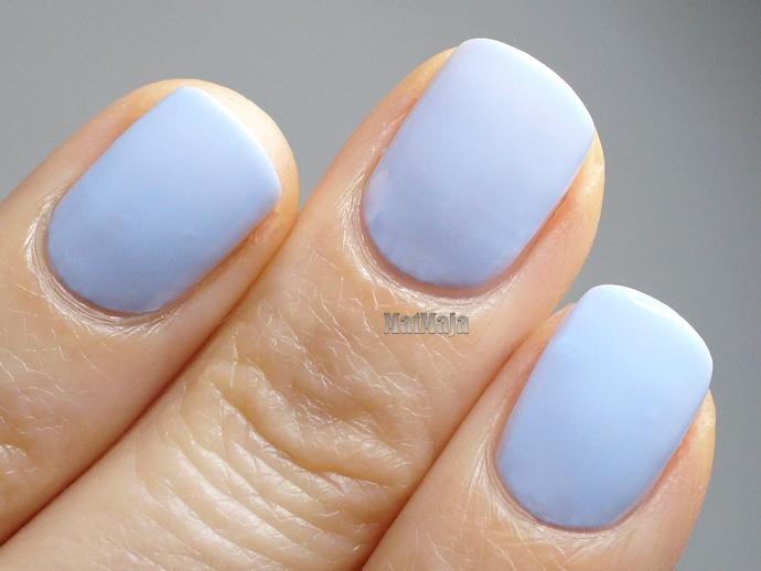 Lakier do paznokci Hean 879 pastelowy niebieski