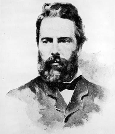 Herman Melville (Nueva York, 1819 – 1891)
