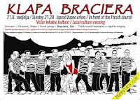 Klapa Braciera, Bol slike otok Brač Online