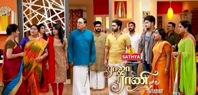 Raja Rani Tamil Serial Cast| Actors & Actresses| Vijay TV serial