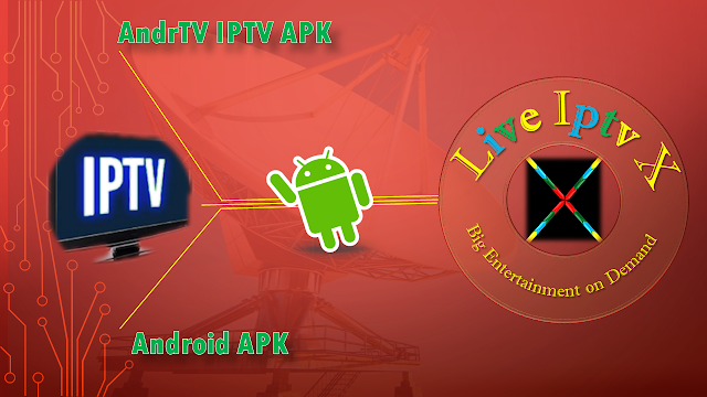 Andr TV IPTV  APK