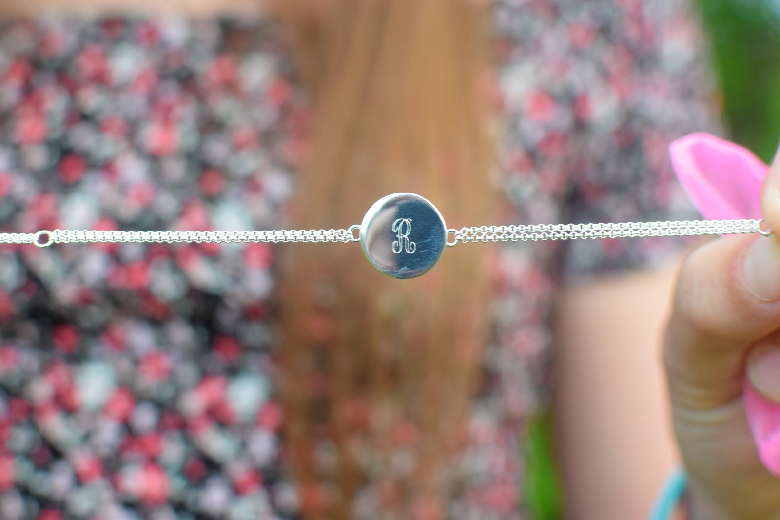 , Review:  Molly Brown Personalised Angel of Mine Flower Bracelet