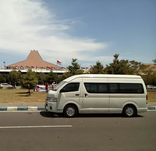 Sewa Hi Aje Jogja di Bandara Juanda International Air Port