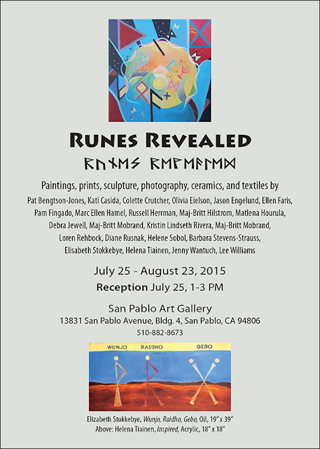 Upcoming July Art Show Openings