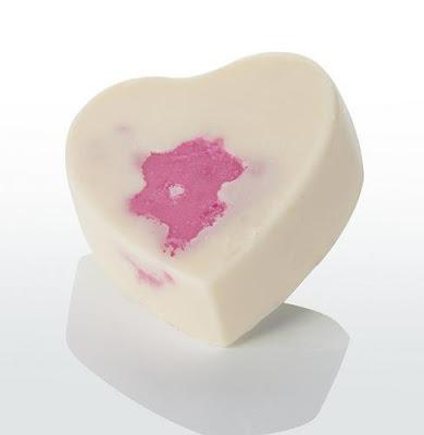 San Valentin Lush cosmética fresca belleza