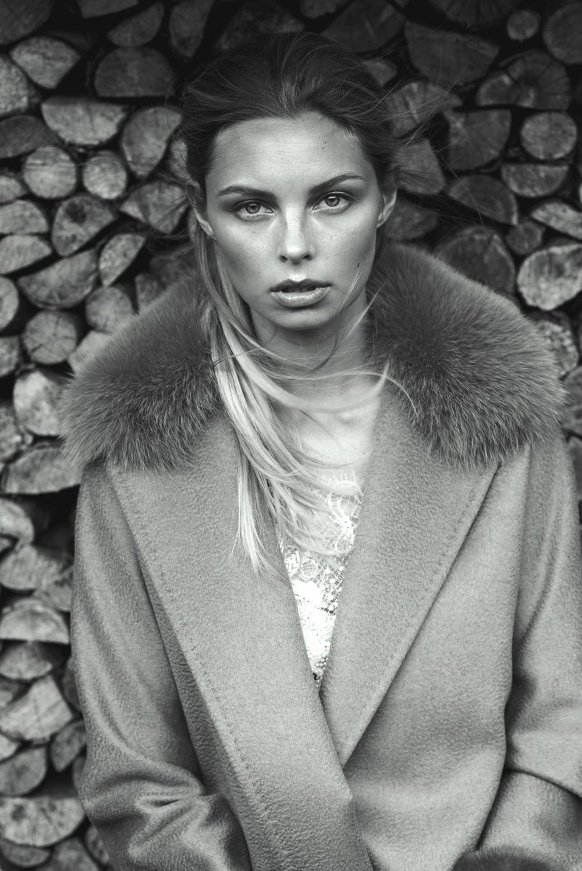 Kadri Raudsepp - Exclusive Fashion Editorials October 2017