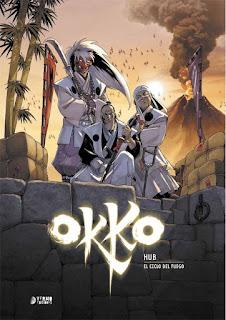 Okko 4: El ciclo del fuego - Páginas: 128