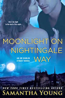 Moonlight on Nightingale Way book cover