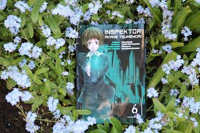 Akira Amano, Gen Urobuchi, Hikaru Miyoshi - Inspektor Akane Tsunemori t.6