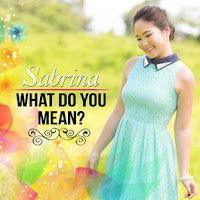 Sabrina What Do You Mean (Cover Justin Bieber) MP3