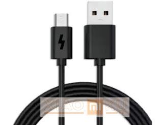 pastikan kabel usb hp xiaomi tidak rusak